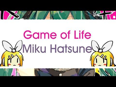 【Miku Hatsune】Game of Life | Jinsei Game (English Cover)