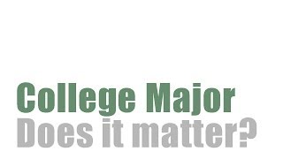 Does your undergraduate major matter for OT school admissions?