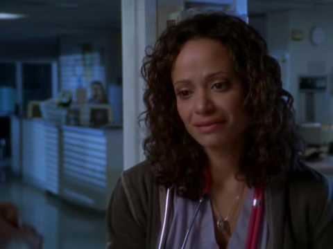 Scrubs - Carla Says Goodbye To Laverne