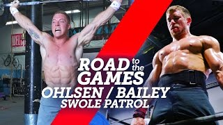 Road to the Games 16.05: Ohlsen / Bailey
