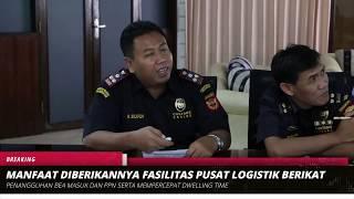 Penerbitan Fasilitas Pusat Logistik Berikat PT Int. Nunukan Trading