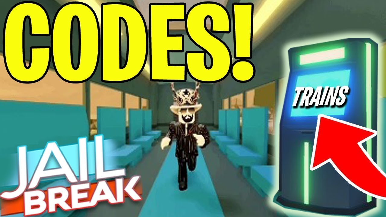 All New Jailbreak Codes Roblox All Codes 2019 Working