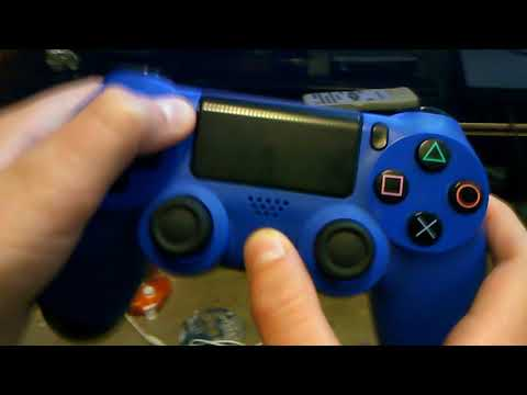 How to connect PS4 controller to PS3