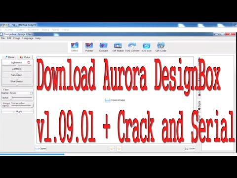 Download Aurora Design Box V1.09.01 + Crack And Serial Key Free.