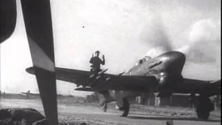 RAF No 137 Squadron Hawker Typhoon 2TAF