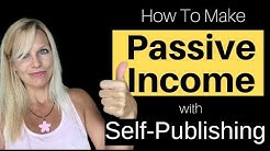 How To Self Publish a Book: Step-by-Step Tutorial For Beginners