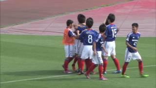 高円宮杯 U-18 サッカーリーグ 2016 EAST 第4節 横浜F・マリノスユース×...