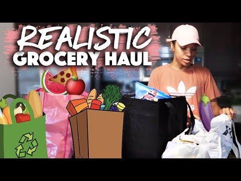 Raven's Ratchet Kitchen | GROCERY HAUL!