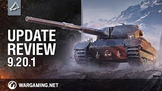 World of Tanks - Update Review 9.20.1