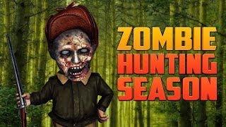 ZOMBIE HUNTING SEASON ★ Left 4 Dead 2 (L4D2 Zombie Games)