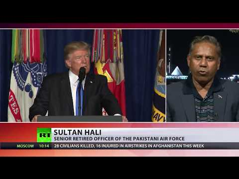'New Trump strategy leads to more civilian deaths in Afghanistan' – analyst