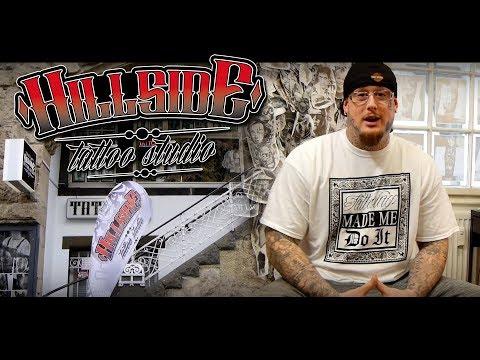 Hillside Tattoo Altena ⎮ Ich stelle unser Tattoostudio vor⎮Max Cameo