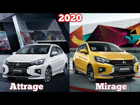Preliminary Assessment Of Mitsubishi Attrage 2020 Electrodealpro