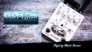 DLS Effects ROTOSPIN - Demo by Alberto Barrero