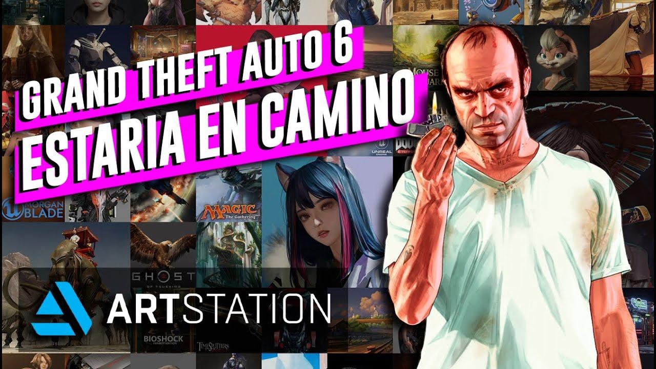 GRAND THEFT AUTO 6 - Nuevos indicios de que ROCKSTAR esta trabajando en GTA 6