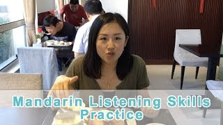 Eating a Chinese Breakfast | Mandarin Listening Skills Practice