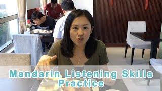 Eating a Chinese Breakfast | Mandarin Listening Skills Practice