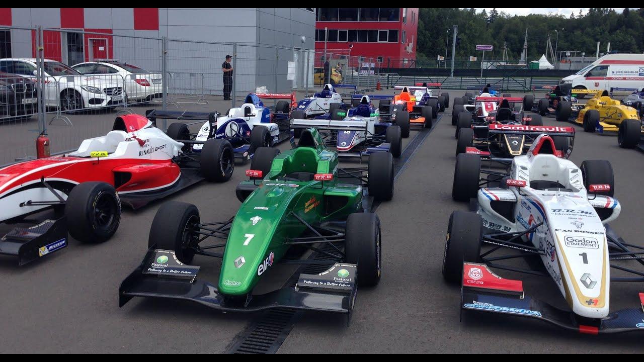мировая гоночная серия renault 2014 28-29 июня