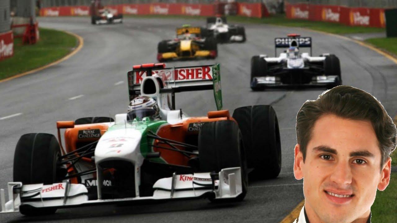 Adrian Sutil crash 2013 US GP - YouTube