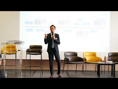 Intervention de David Sauv, IATA sur la Block Chain - Forum Air Cargo Digital 2018