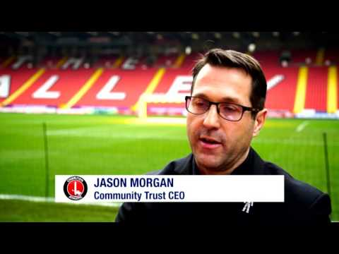 Charlton Athletic - Johnstone's Paint Community Club of the Year