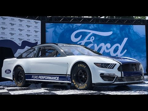 Watch the full unveiling of the 2019 Ford Mustang