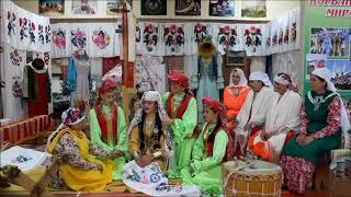 Свадебная песня,  плачь невесты татар-мишар