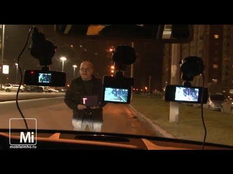 Видеорегистраторы в авто. Тест и мысли