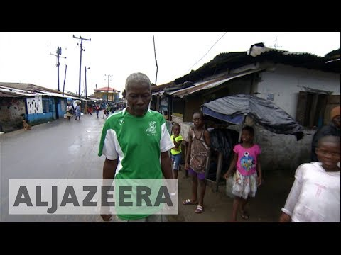 Justice eludes Liberia's civil war victims 14 years on
