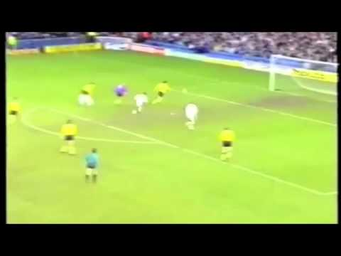 Gary Speed Leeds United Tribute - Stop Crying Your Heart Out