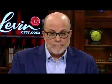 Mark Levin on John Sununu's two reasons for Obama's anti Trump speech
