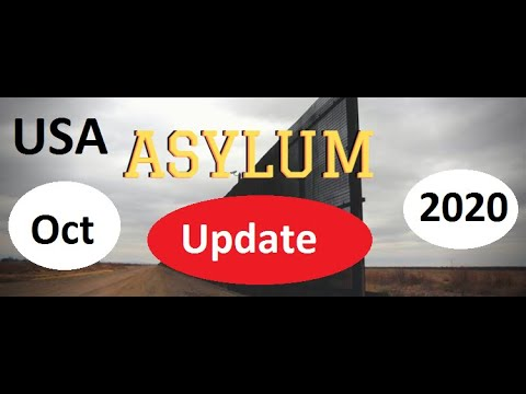 USA Visa And Immigration News - Latest Updates For Immigrants - October 2020 - Asylum Seekers In USA