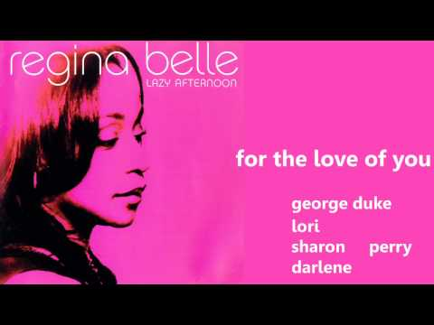 Regina Belle - For The Love Of You 2004