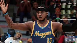 FlightReacts forgets how to act W/ NEW $5,500 Team & RAGED HULK SMASHED 4th PS5 Controller NBA 2K21!