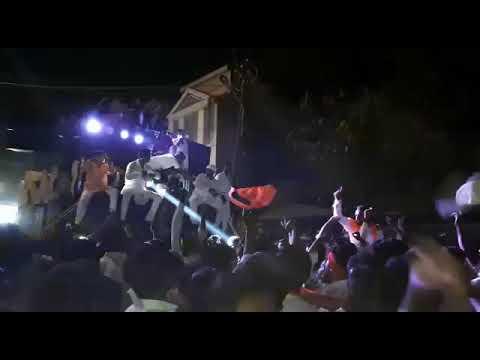Rajabhau raut Shivjayanti Barshi full Rada (Rahul Umate)