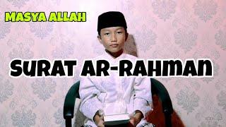 Surat Ar-Rahman ( Ayat 1 - 20 ) - Farhat Mushofi