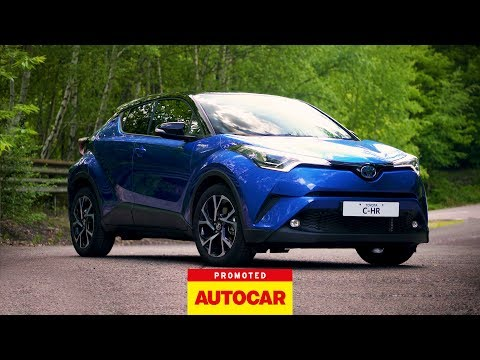 Promoted: Why the Toyota C-HR won a 2017 Autocar Game-Changer Award | Autocar