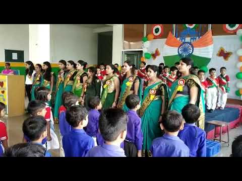 National Anthem By Cambridge Play School Staff, Simani On 15th August, 2019