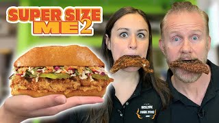 Is this the World's GREATEST Chicken Sandwich? Ft. Morgan Spurlock