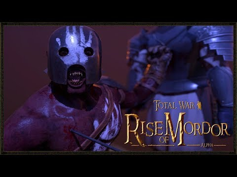 New Isengard Faction Preview - Rise Of Mordor Total War