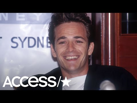 Remembering Luke Perry: Looking Back At His Best Interviews | Access