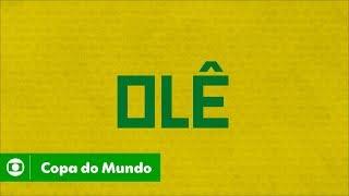 Globo na Copa: escute a música sensação do Brasil na Copa do Mundo