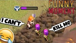COC Funny Moments, Glitches, Fails & Trolls Compilation #12 - CLASh OF CLANS Funny Video