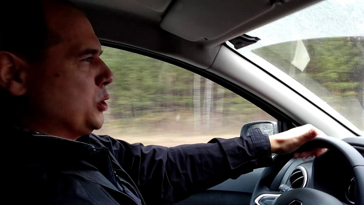 Рено Логан Степвей отзыв пробег 31000 км. Кросс-седан ...