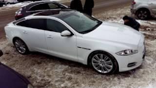 Самый ненадёжный автомобиль - Jaguar XJ 3.0D