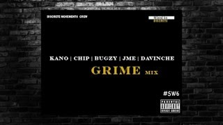Kano | Chip | Bugzy | Jme | Davinche (Grime mix)