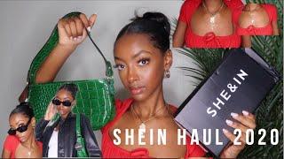 SHEIN Try-On Haul | 2020 Accessory & Jewelry Haul