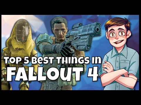 Top 5 BEST Things In Fallout 4 - Syy