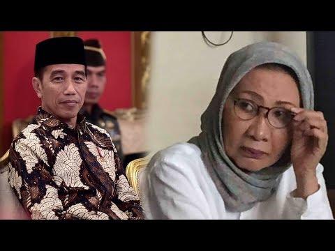 Tanggapi Penolakannya di Palembang Bersama Rocky Gerung, Ratna Sarumpaet: Tak Perlu Lapor Jokowi