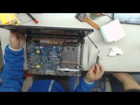 vệ sinh laptop emachine